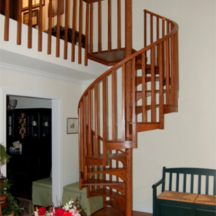 Cầu thang gỗ MIMI CAT-002